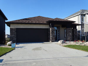 Gino's Bungalow with half walkout in Bridgewater Trails