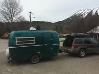 Triple E Surfside Fibreglass Trailer for Trade