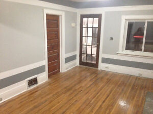 NEWLY RENOVATED THREE BEDROOM ON WHARNCLIFFE