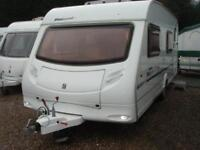 Sprite Firebrand 570 6 Berth Fixed Bunks