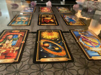 Tarot and Oracle Card Reading Parties