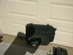 Jeep YJ Radiator. Excellent condition.