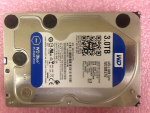 Western Digital 3TB Blue (only one month old)