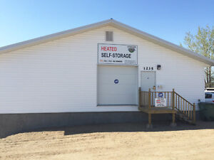 Heated Indoor Self Storage Units for rent, $100 for large size Moose Jaw Regina Area image 4