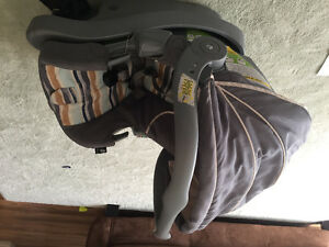 Baby car seat with free strollers