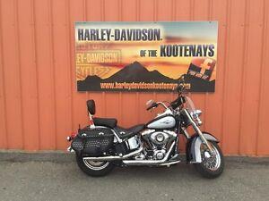 2013 Harley-Davidson FLSTC - Heritage Softail Classic