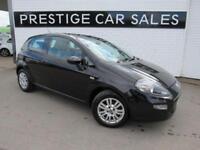 2013 Fiat Punto 1.4 8v Easy (Brio Pack) 3dr Petrol black Manual