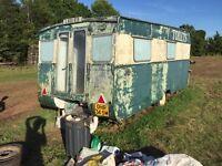Vintage Caravan, RARE find. Collection asap