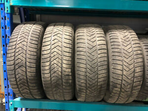 "Land Rover Original 20"" Mags And Pirelli Winter Tires, 1299$!!"