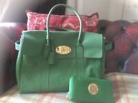 Mulberry Bayswater bag and matching purse