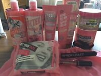 BNIB the next big thing ~ soap and glory wash set