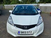 2013 13 HONDA JAZZ 1.3 I-VTEC ES 5D 98 BHP CHEAP CAR LOW MILEAGE