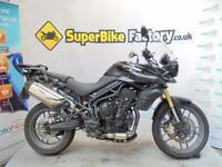 2012 62 TRIUMPH TIGER 800