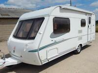 Abbey Expression 520, 2006, 4 Berth, End Washroom, Awning, Separate Shower!