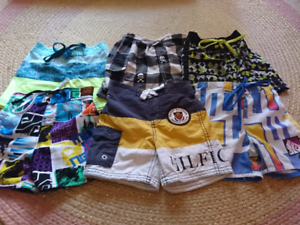 Boys size 1 clothes $20 the lot