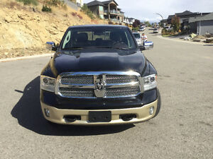 2013 Ram 1500 Laramie Longhorn Immaculate Condition