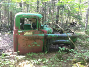 Old truck body