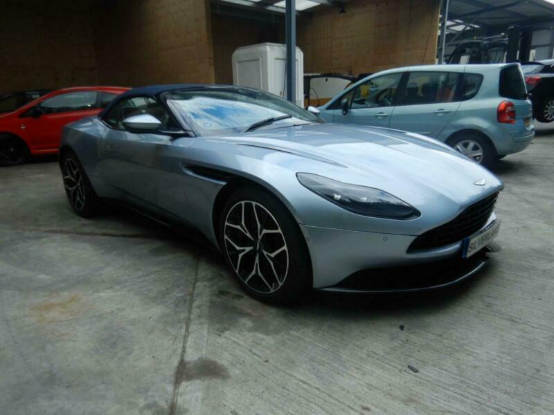 Martins Auto Salvage >> Aston Martin Db11 V8 4 0l Volante 8 Speed Auto In Southampton Hampshire Gumtree