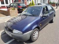 Ford Fiesta 1.3 CALL 07958 430671. BRILLIANT ONLY 45000 MILES. 1 LADY OWNER