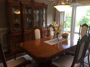 Full Dining Room Set
