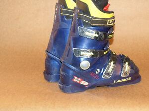 Bottes de ski LANGE zeroX9 jr