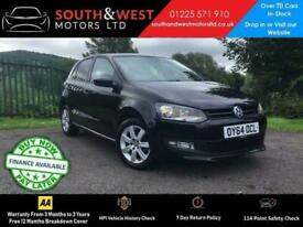 image for 2014 Volkswagen Polo 1.2 MATCH EDITION 5d 69 BHP Hatchback Petrol Manual