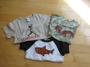 3 boys gymboree t-shirts size 5 Kitchener / Waterloo Kitchener Area image 1