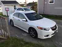 EXCELLENT CONDITION Acura TSX A-Spec Rims and winter tires