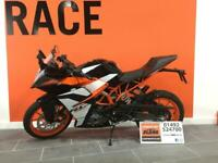 NEW 2018 KTM RC390, 0% APR, £250 Deposit, Limited Stock, Supersports A2 Licence