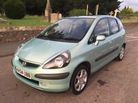 2004 04 HONDA JAZZ 1.4 16v DSi SE SPORT 5 DOOR HATCH 7 SPEED AUTO CVT-7