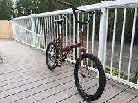 1980 Raleigh Vintage Folding Bicycle Custom