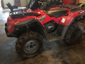 2007 can am 400 HO