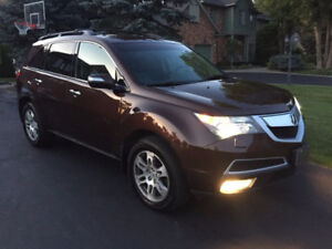2010 Acura MDX loaded ready for winter remoter starer