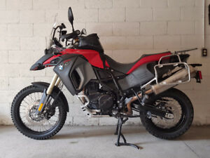 2014 BMW GS Adventure