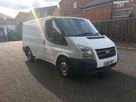 Ford Transit 2.2TDCi Duratorq ( 85PS ) 280S ( Low Roof ) 2010 SWB