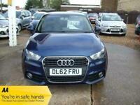 2013 (62) Blue 5 Door Audi A1 SPORTBACK TFSI SPORT Manual Petrol