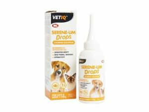 VetIQ Serene-um Drops for Dogs & Cats - 100ml