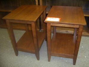 Condo Sized End Tables