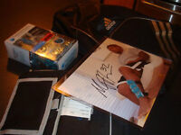 ALL NEW THERAPEARL SHIN WRAPS, ADIDAS BAG, COOLER, SIGNED PHOTO