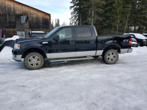2005 f150 4 dr 4x4 nwt plated