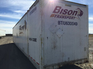 2001 Stoughton 53' High Cube Dry Container