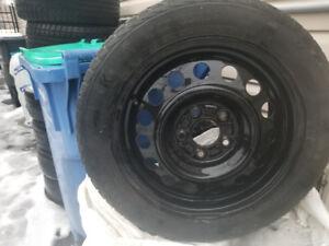 pneus hiver avec rim hynday