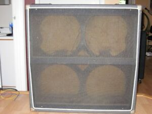 2 empty 4x12 cabs for sale. 100$ each