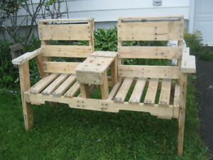 **Patio/Garden Benches**