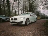 2014 BMW 5 Series 530D 3.0 SE LUXURY TOURING 2014 F11 M SPORT SUSPENSION Auto Es