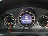 Mercedes C Class C 250 CDI BlueEFFICIENCY Sport Good / Bad Credit Car Finance (black) 2010