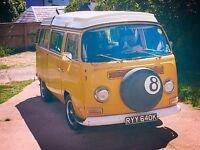 VW T2 Westfailia Campervan (tax exempt)