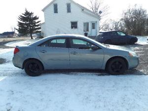 2007 G6 Pontiac