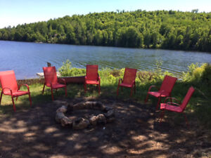 Beautiful cottage for rent on Leslie Lake