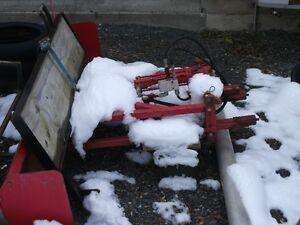 pelle a neige pour artic cat prowler 700 West Island Greater Montréal image 1